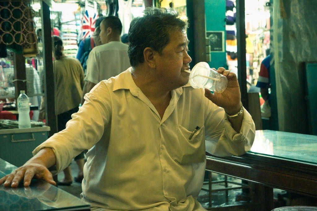 Najlepsza herbata pod słońcem tylko w China Town.
