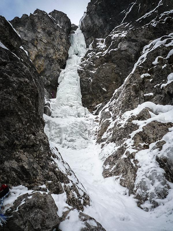 Oczy pełne lodu (Oči plné ľadu) na początku marca 2010.