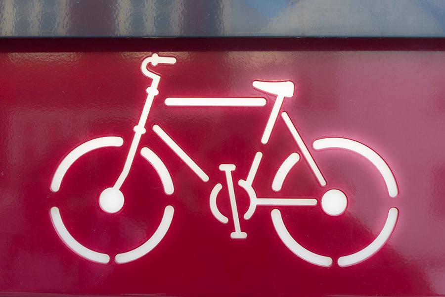 W Bakklandet znajduje się jedyna na świecie winda rowerowa.