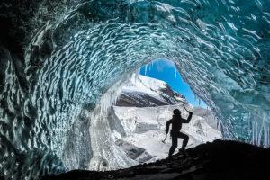 Wspinaczka na Islandii
