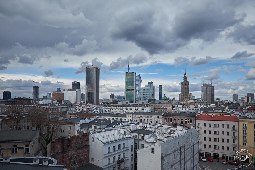 Jak wejść na dach w Warszawie?