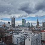 Na dachu Warszawy