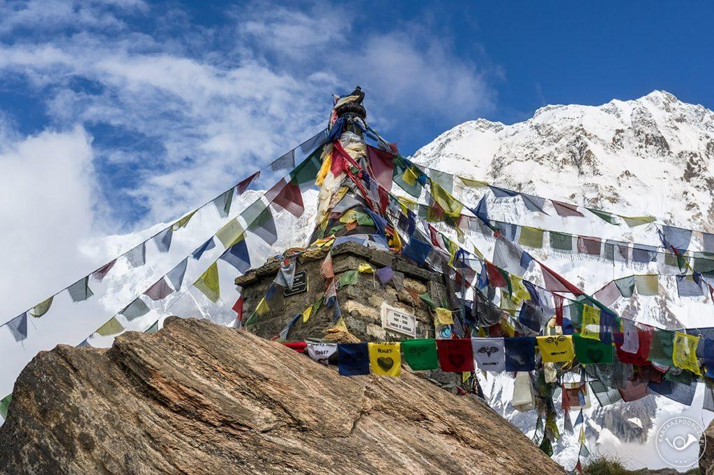 Trekking w Himalajach - Sanktuarium Annapurny