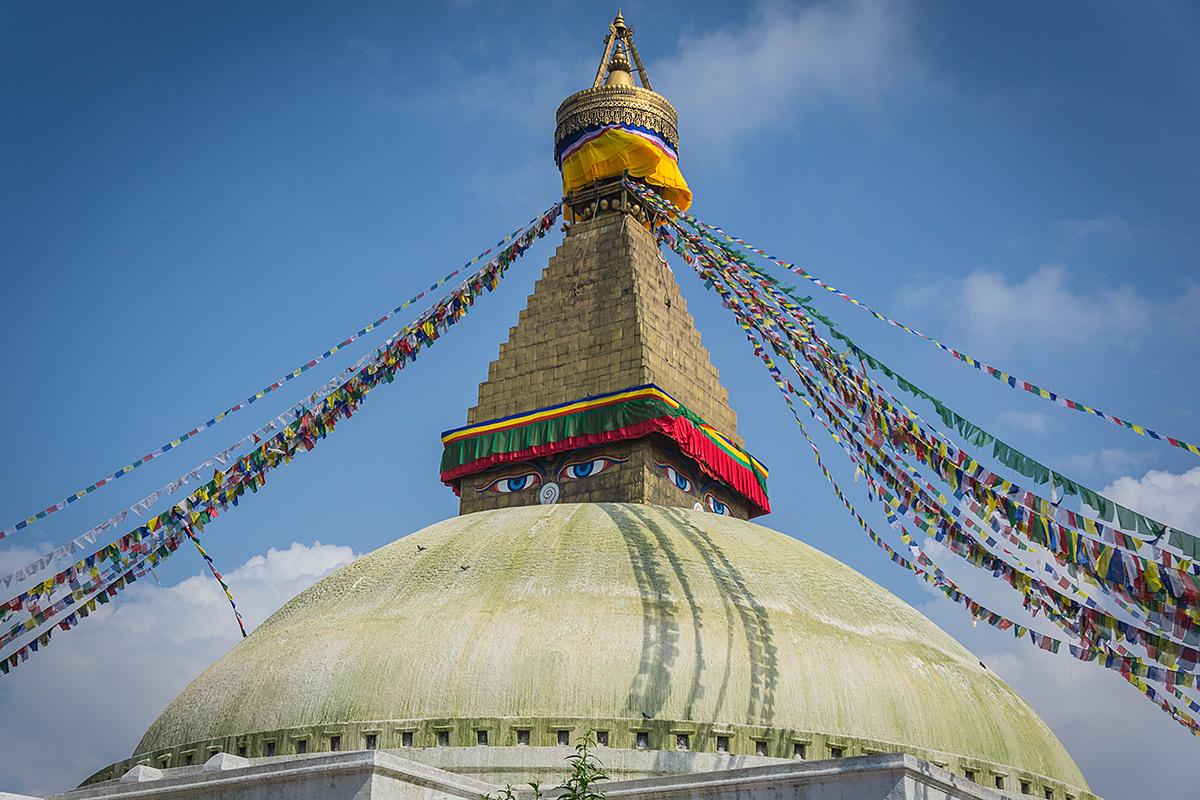Kathmandu – między Buddą a Brahmą