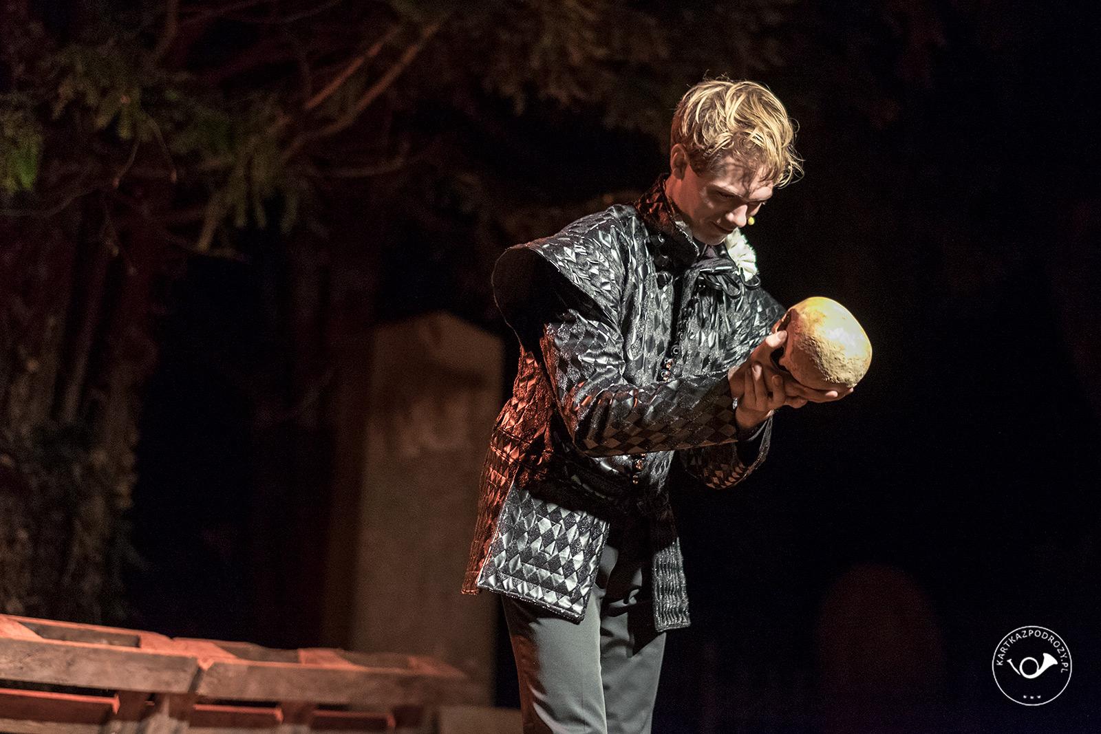 Szekspir na cmentarzu