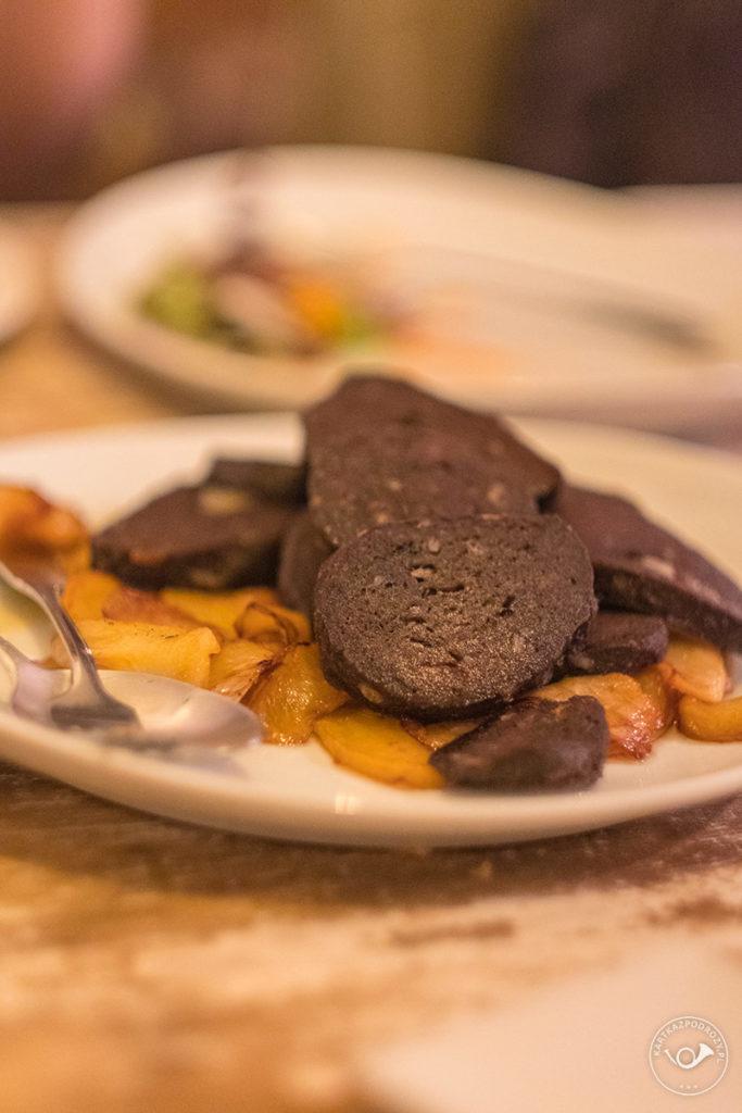 Morcilla-Kantabria-Kulinaria