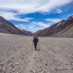 Aconcagua: film z trekingu doliną Horcones