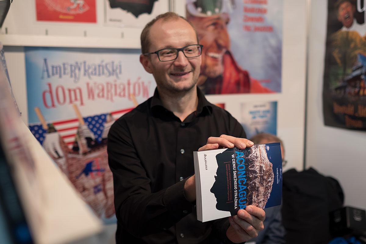 Targi Książki w Krakowie 03