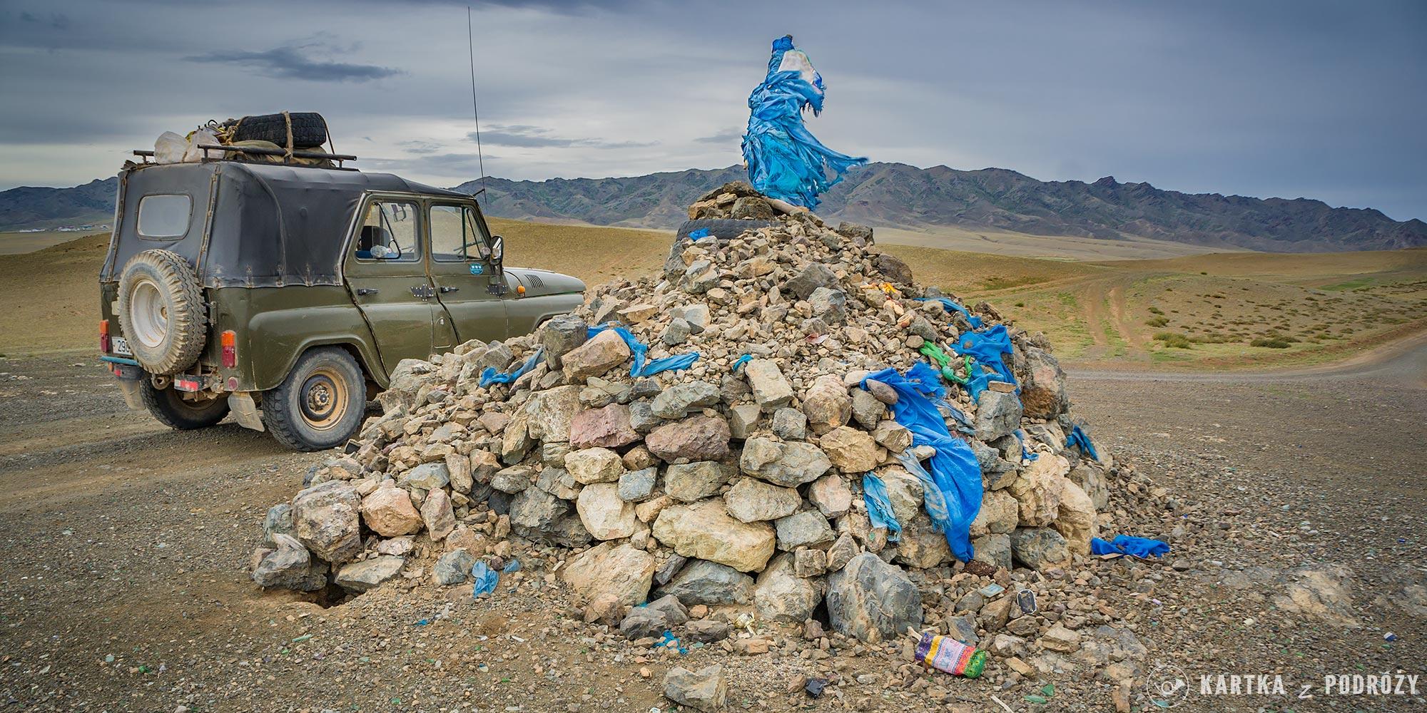 1. Niebieski - Khata na Gobi