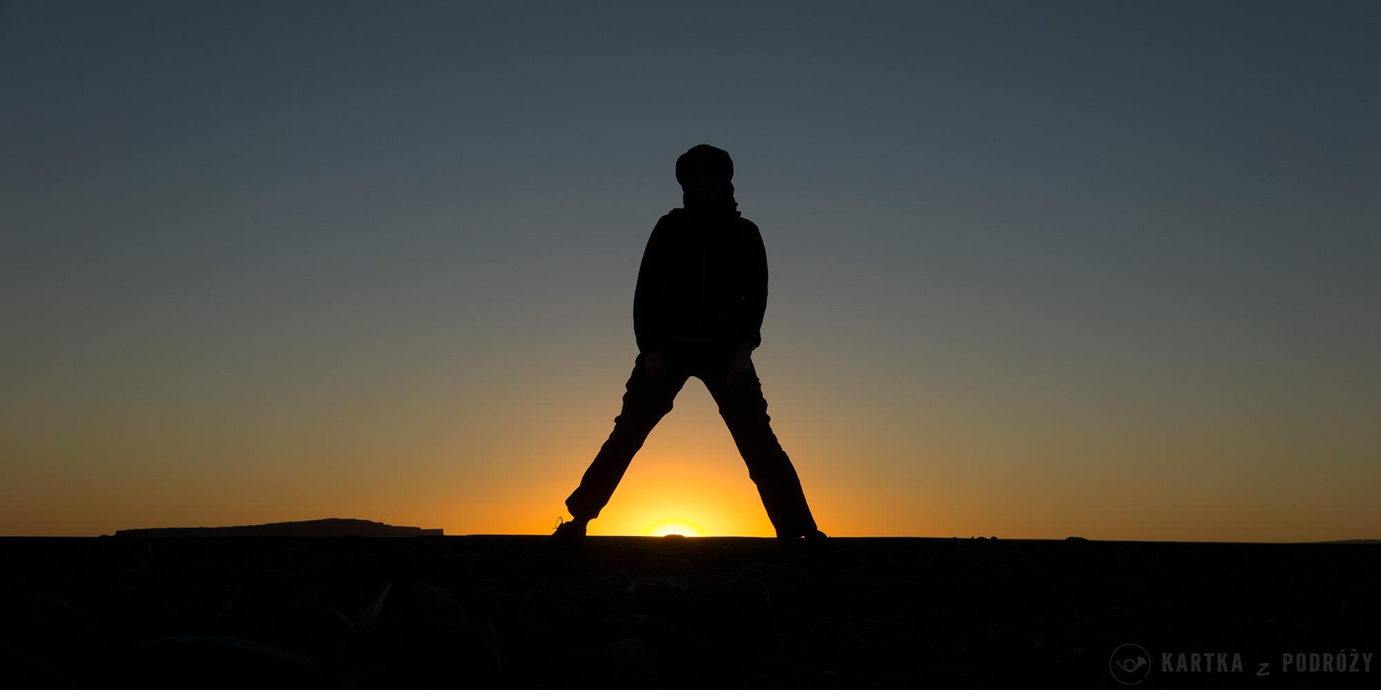 7. Czarny - Niebo nad Saharą