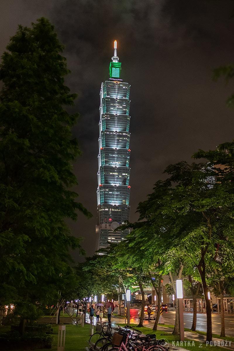 Kartka z Podrozy - Tajpej i Tajwan