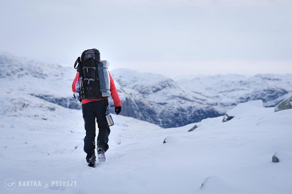 Język Trolla: Zimowy Trekking - 02