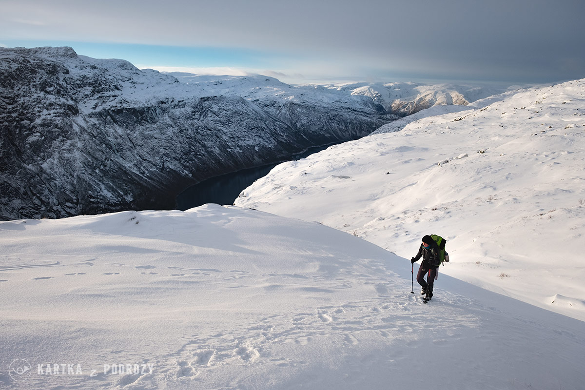 Język Trolla: Zimowy Trekking - 03