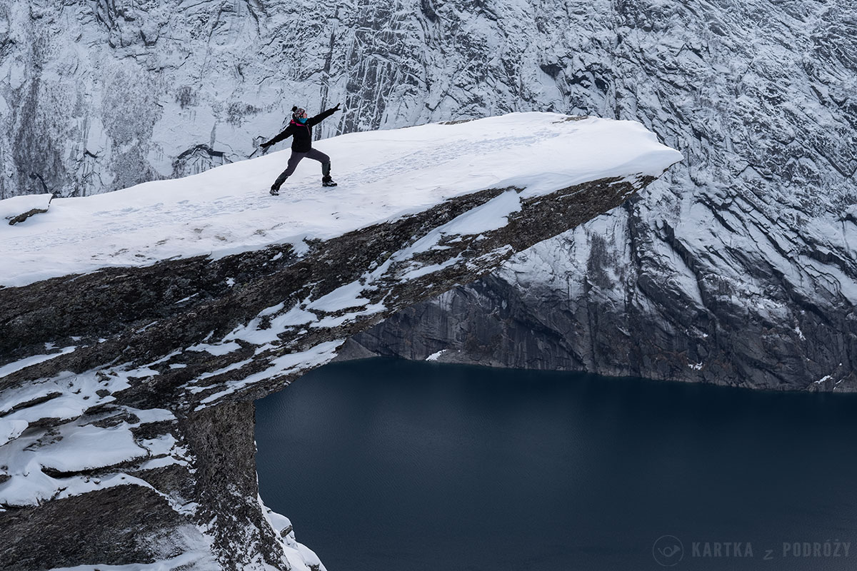 Język Trolla: Zimowy Trekking - 06