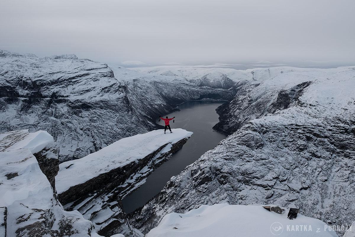 Język Trolla: Zimowy Trekking - 07
