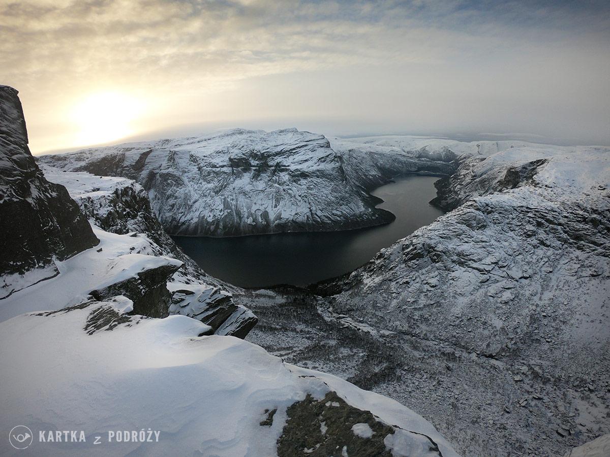Język Trolla: Zimowy Trekking - 08