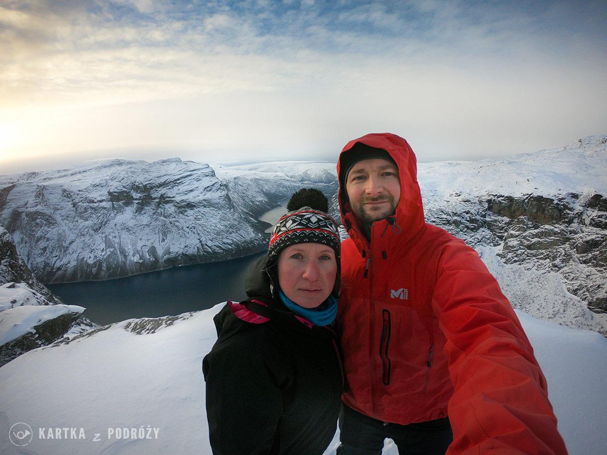Język Trolla: Zimowy Trekking - 09