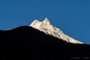 Wyprawa na Manaslu: szczyt.