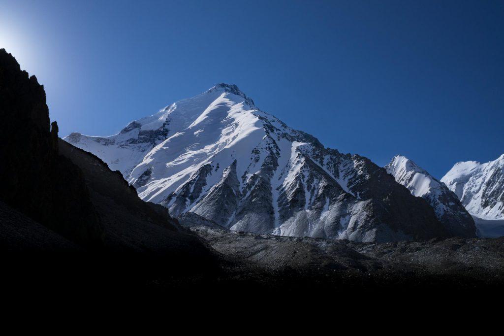 Wyprawa na Noszak w górach Hindukusz