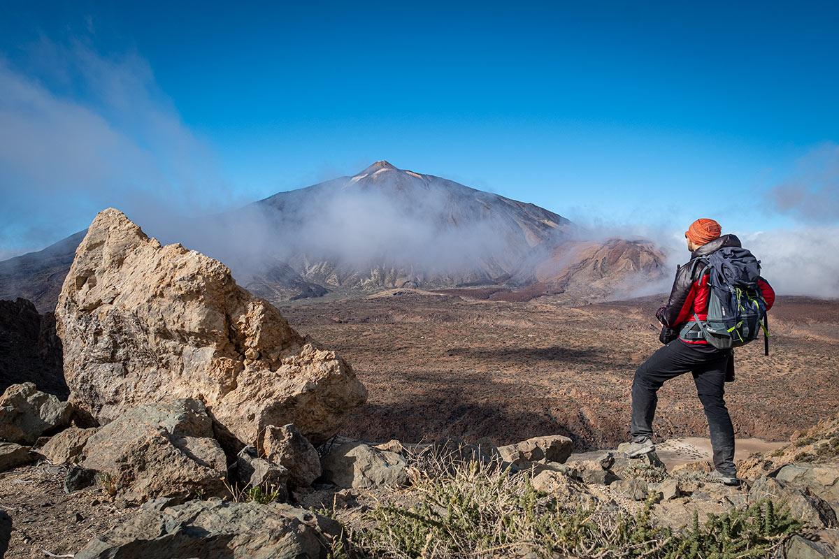 Kartka z Podrozy - Pico del Teide na Teneryfie (02)